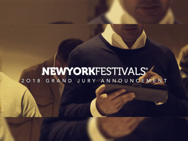 Jurado del New York Festivals