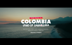 Colombia land of sabrosura
