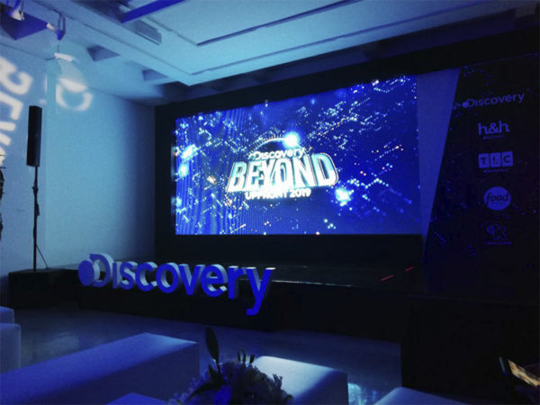 Discovery Beyond