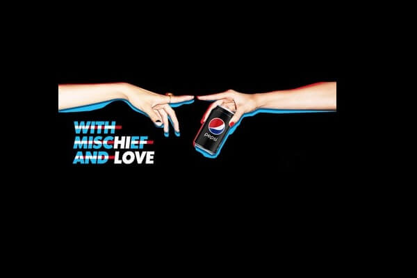 For the love of it, la nueva campaña global de Pepsi