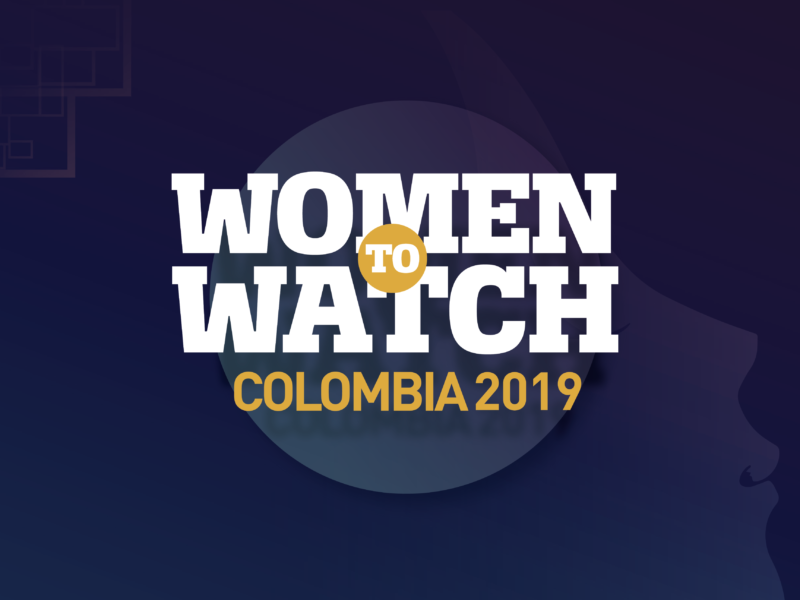 Women to Watch Colombia 2019